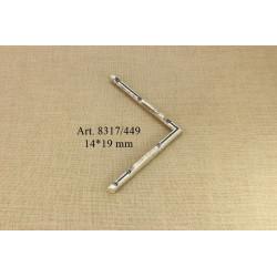 Wood Frame 8111GRG 6*9
