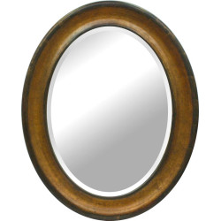 Oval Mirror 8349G2 4*5