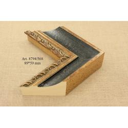 Round Mirror P8526BNG 6*6