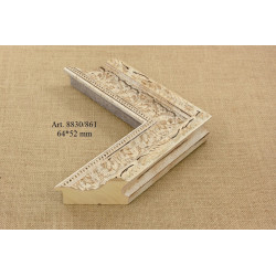 Rectangular Mirror 8563S980 6*8