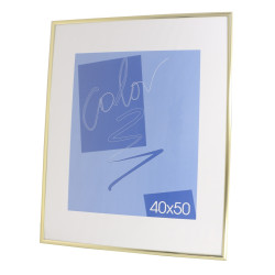 Oval Mirror 8526EBG 6*8