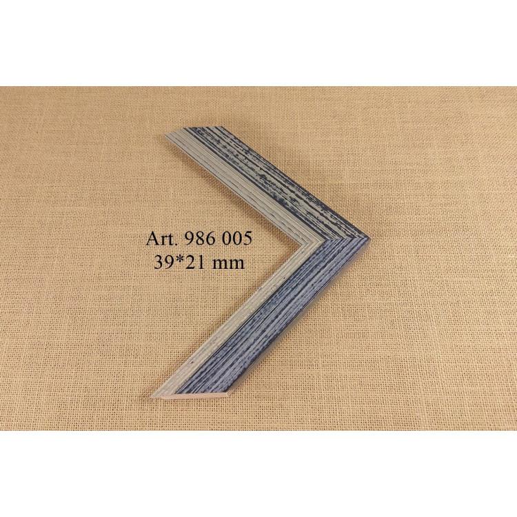 Įrėmintas veidrodis 8146100 4*5