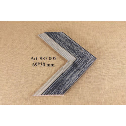 Wood Frame 8148AG 4*5