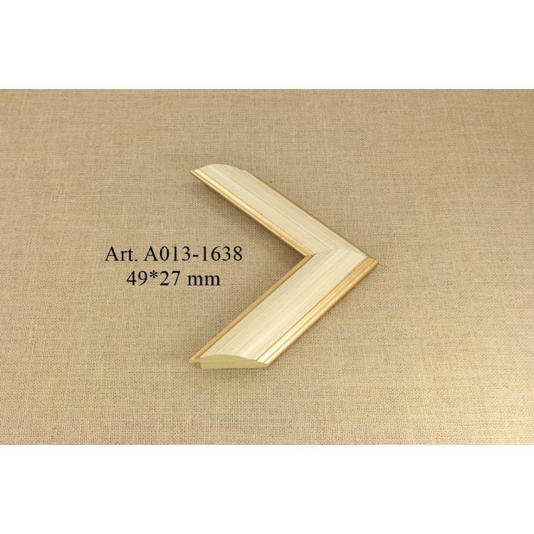 Įrėmintas veidrodis 8320AG 2*3