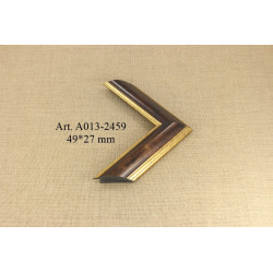 Oval Mirror 8335AG 6*8