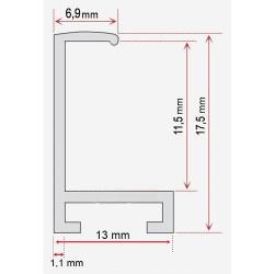 Round Mirror 8413EBWG 6*6
