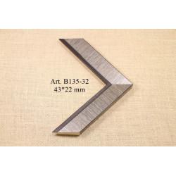 Aliuminum Moulding D96-38