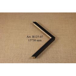 Aliuminio rėmelis auksinis 901210297