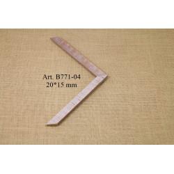 Plastikinis profilis G062-1999