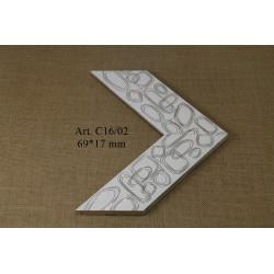 Белый Пенокартон 3x1000x2000mm PW32