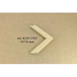Medinis profilis Z020/222-S
