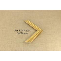 Wooden moulding Z020/225-G