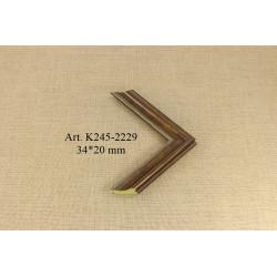 Деревянный багет Z020/BA