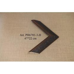 Plastikinis profilis YBR-804