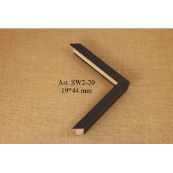 Чёрный пенокартон 5x700x1000mm PAB50