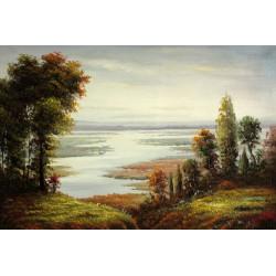 Wooden Moulding L963 BR