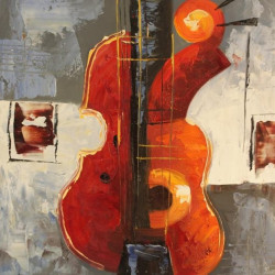 Framed mirror V1539-1082S