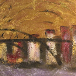 Framed mirror VY5216-G38