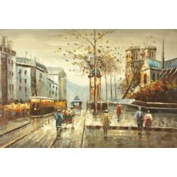 Wooden Moulding 40280 DAIJ