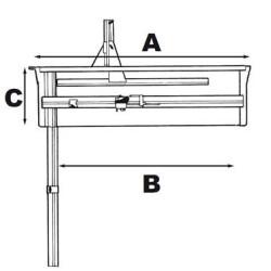Wooden Moulding 455 004
