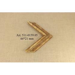 Plastikinis profilis K048-1404
